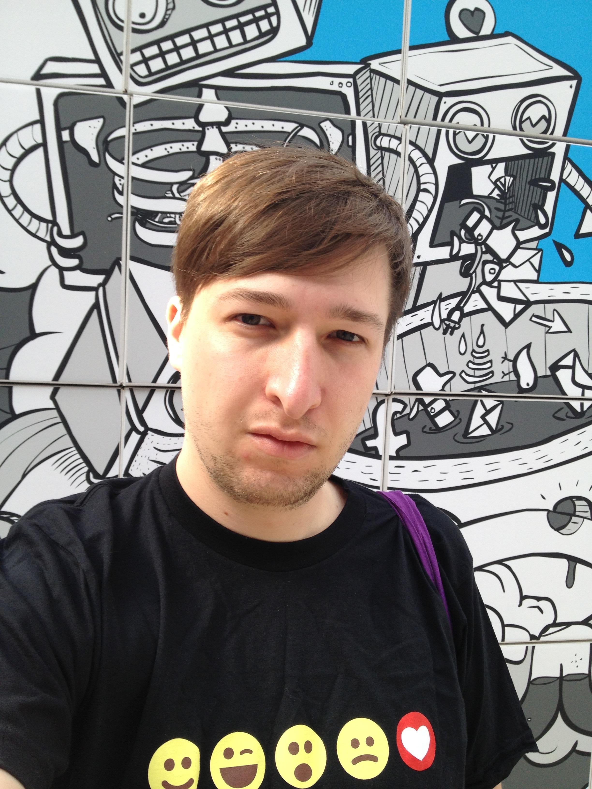 Luca auf der re:publica 2013