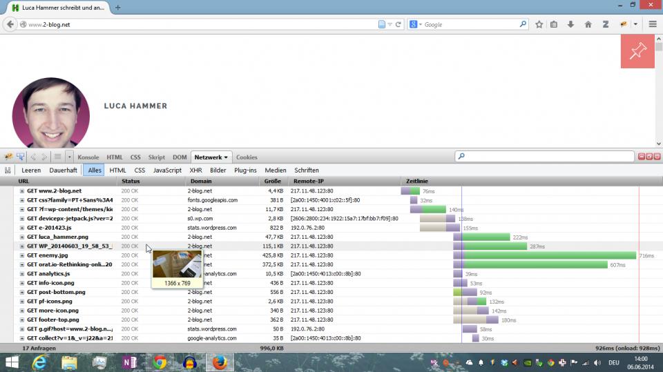 Luca Hammer schreibt und analysiert - Mozilla Firefox 2014-06-06 14.00.06