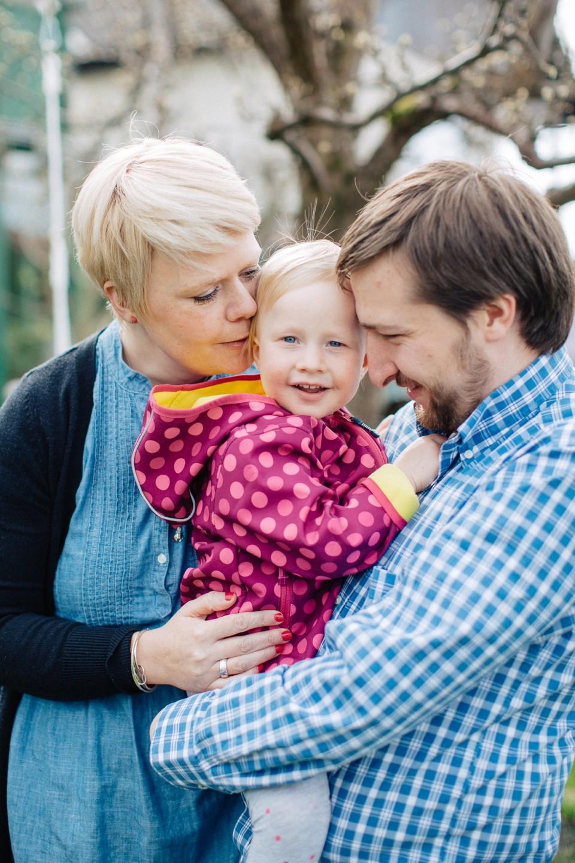 Luca und Familie beim Familienshooting