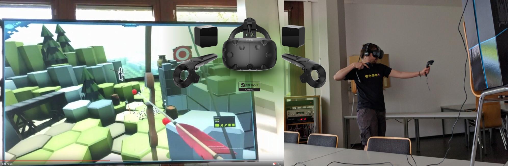 HTC Vive Erfahrungen